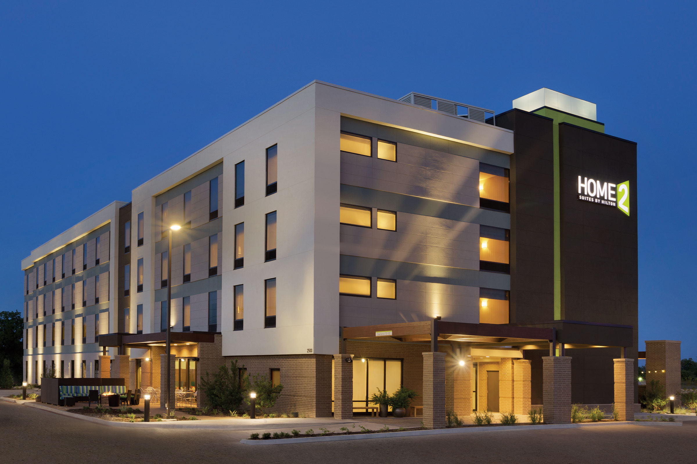 Home 2 suites waco tx gba architecture and design for Home two suites