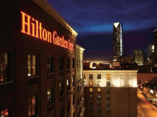 Hilton Garden Inn / Homewood Suites – OKC, OK