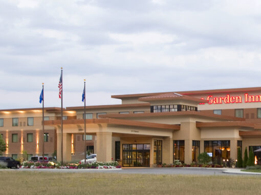 Hilton Garden Inn – Milwaukee, WI
