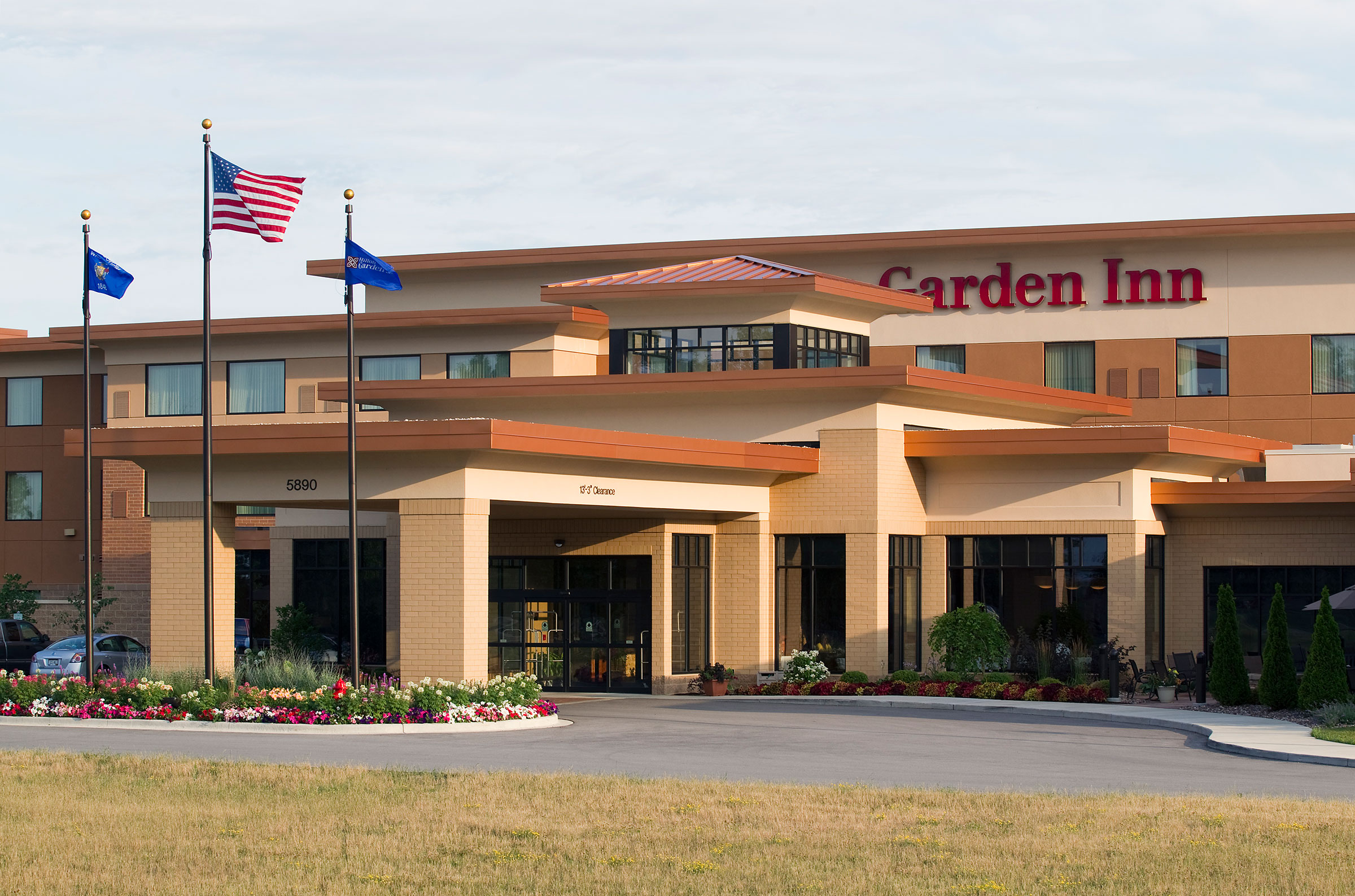 Exelent Hilton Garden Inn Fairfield Collection - Brown Nature Garden ...