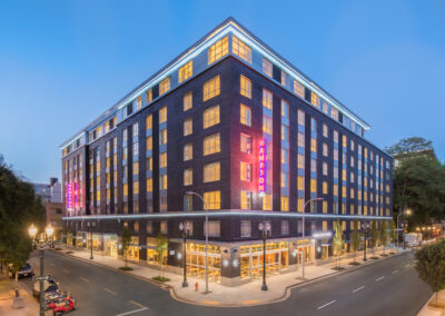 Hampton Inn Portland Pearl by William James Photography